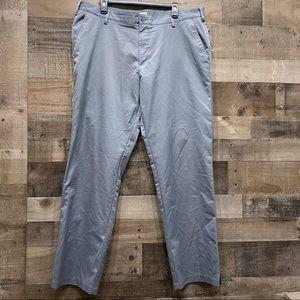 Adidas Golf Dress Pants Size 38 x 32 Gray